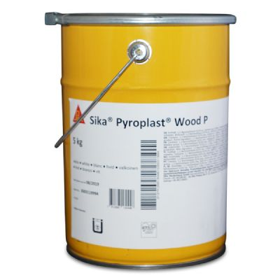 Sika Pyroplast White Base Coat 5kg
